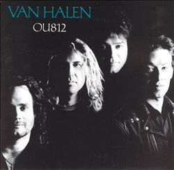 Van Halen - Ou812 CD (album) cover