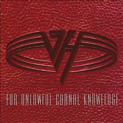 Van Halen - For Unlawful Carnal Knowledge CD (album) cover
