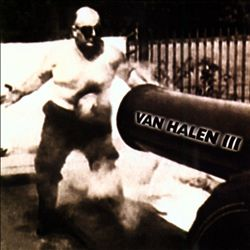 Van Halen Van Halen Iii CD album cover