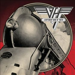 Van Halen - A Different Kind Of Truth CD (album) cover
