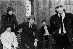 THE YARDBIRDS image groupe band picture
