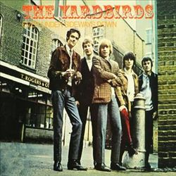 The Yardbirds - Over Under Sideways Down CD (album) cover