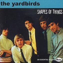 The Yardbirds - Shapes Of Things CD (album) cover