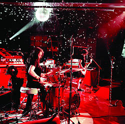 THE WHITE STRIPES image groupe band picture