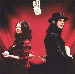 The White Stripes - Get Behind Me Satan CD (album) cover