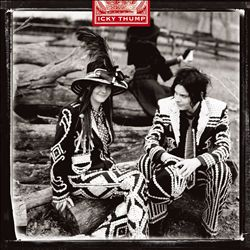 The White Stripes - Icky Thump CD (album) cover