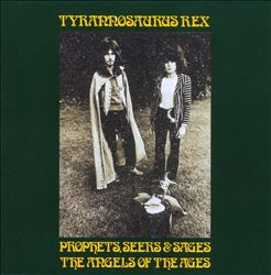 T. Rex - Prophets, Seers & Sages: The Angels Of The Ages CD (album) cover