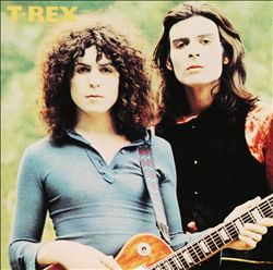 T. Rex - T-rex CD (album) cover
