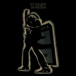 T. Rex - Electric Warrior CD (album) cover