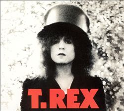 T. Rex - The Slider CD (album) cover