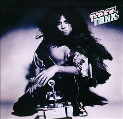 T. Rex - Tanx CD (album) cover