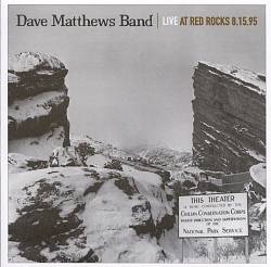 Dave Matthews Band - Live At Red Rocks 8.15.95 CD (album) cover