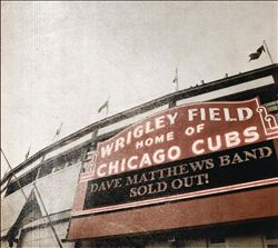 Dave Matthews Band - Live At Wrigley Field CD (album) cover