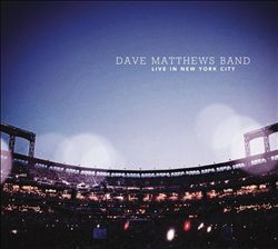 Dave Matthews Band - Live In New York City CD (album) cover