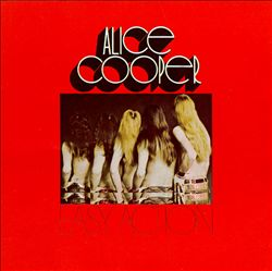 Alice Cooper - Easy Action CD (album) cover