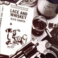 Alice Cooper - Lace And Whiskey CD (album) cover