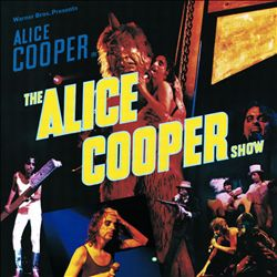 Alice Cooper - The Alice Cooper Show CD (album) cover