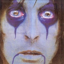 ALICE COOPER - From The Inside CD album cover