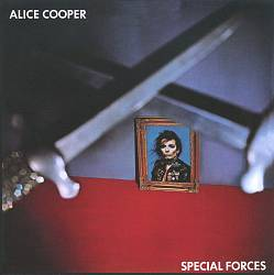 ALICE COOPER - Special Forces CD album cover