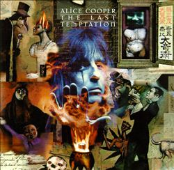 ALICE COOPER - The Last Temptation CD album cover