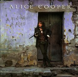 ALICE COOPER - A Fistful Of Alice CD album cover