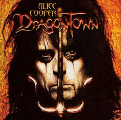 ALICE COOPER - Dragontown CD album cover