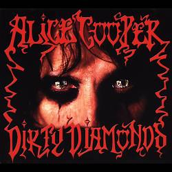 ALICE COOPER - Dirty Diamonds CD album cover