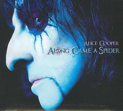 ALICE COOPER - Along Came A Spider CD album cover
