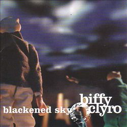 Biffy Clyro - Blackened Sky CD (album) cover