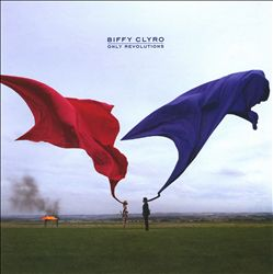 Biffy Clyro - Only Revolutions CD (album) cover