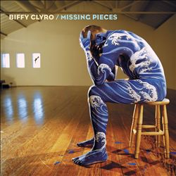 Biffy Clyro - Missing Pieces CD (album) cover