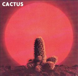 CACTUS - Cactus CD album cover