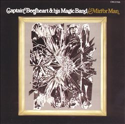 CAPTAIN BEEFHEART - Mirror Man CD album cover