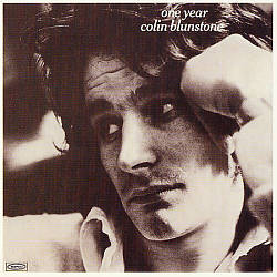 COLIN BLUNSTONE - One Year CD album cover