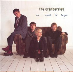 The Cranberries - No Need To Argue CD (album) cover