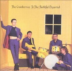 The Cranberries - To The Faithful Departed CD (album) cover