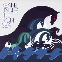 Keane - Under The Iron Sea CD (album) cover