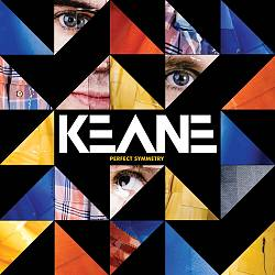 Keane - Perfect Symmetry CD (album) cover
