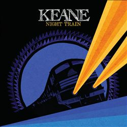 Keane - Night Train CD (album) cover