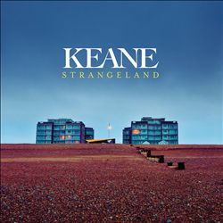 Keane - Strangeland CD (album) cover