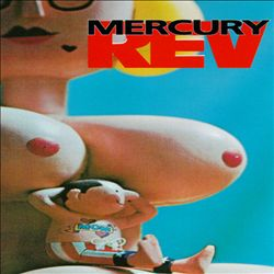 MERCURY REV - Boces CD album cover