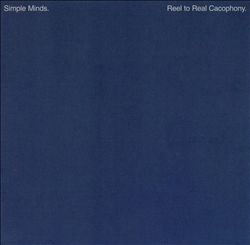 Simple Minds - Real To Real Cacophony CD (album) cover