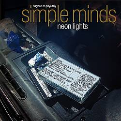 Simple Minds - Neon Lights CD (album) cover