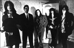 THE BLACK CROWES image groupe band picture