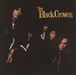 The Black Crowes - Shake Your Money Maker CD (album) cover