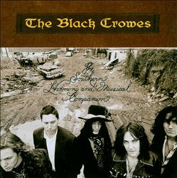 The Black Crowes - The Southern Harmony And Musical Companion CD (album) cover