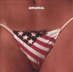 The Black Crowes - Amorica CD (album) cover