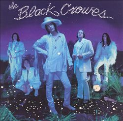 The Black Crowes - By Your Side CD (album) cover