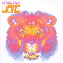The Black Crowes - Lions CD (album) cover