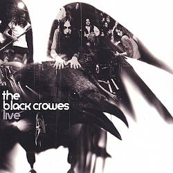The Black Crowes - Live CD (album) cover